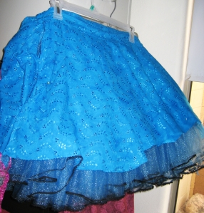 "Awesomely cute ""crinoline""!"