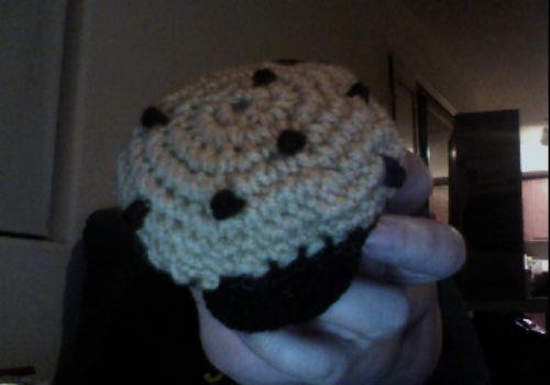 Crocheting Muffins