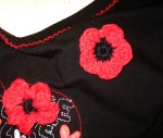 Veterans Remembrance Poppy