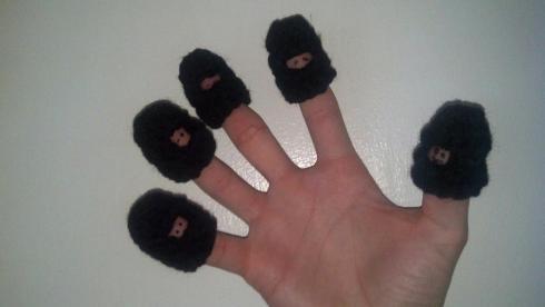 Finger Ninjas