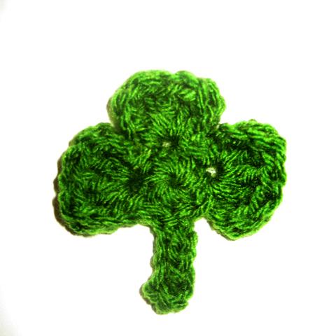 Crochet Shamrock