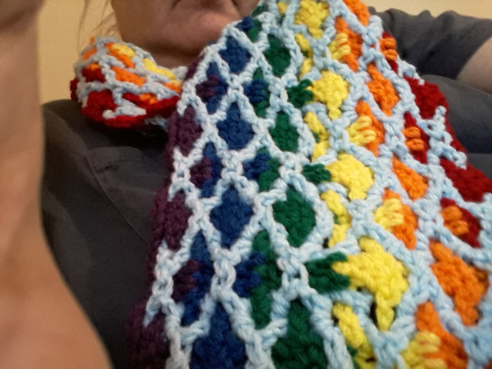RainbowScarf