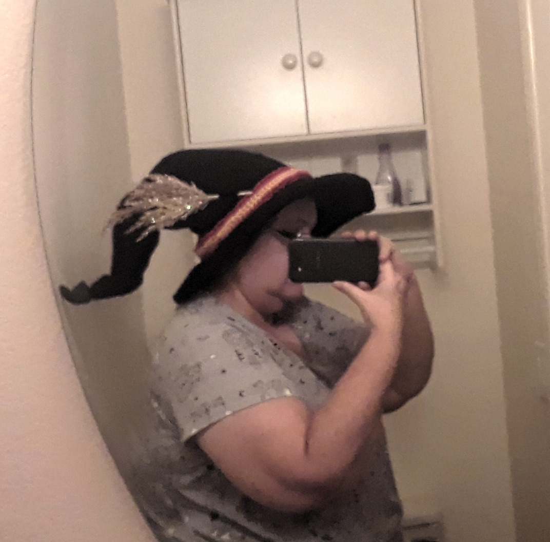 witch hat picture